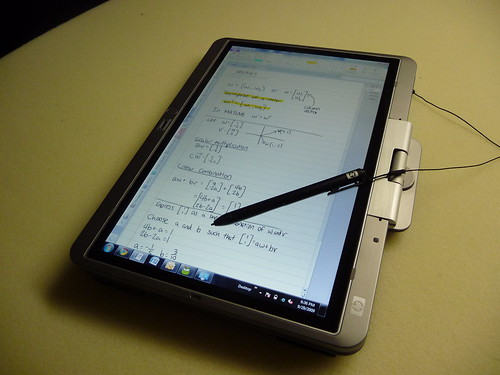 how to know if your hp tablet need a barttey