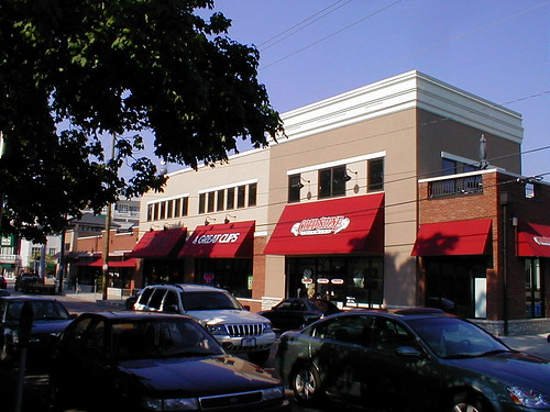 Saratoga Block Awnings