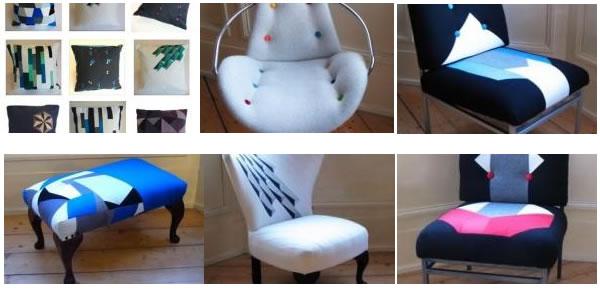 Mira los hermosos muebles que puedes hacer con material reciclado