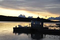 sunrise from Vr grd Saltsjbaden (H.R.NOVA) Tags: sea water sunrise stockholm skrgrd saltsjbaden vrgrd