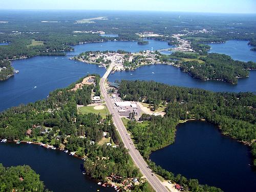 Minocqua, Wisconsin