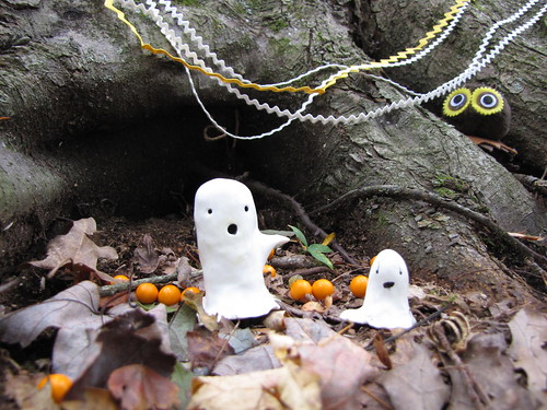 Halloween bash ghostie boys
