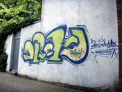 Graffiti in Kln/Cologne 2009 (kami68k []) Tags: graffiti cologne kln illegal vc 2009 bombing bunt drek kvs