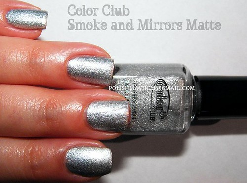 Color Club Smoke and Mirrors Matte