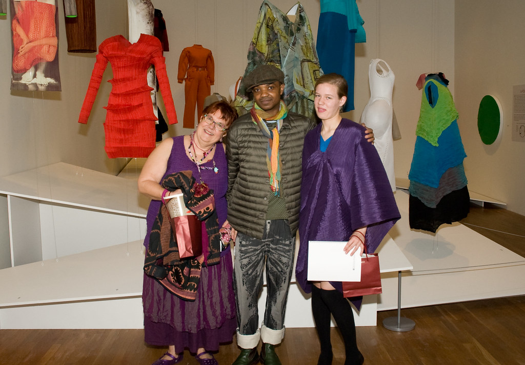 Opening Reception for Contemporary Japanese Fashion