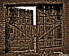 The door to the Past !