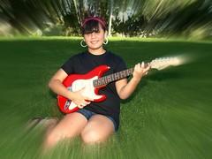 (photosbykathleen68) Tags: family arizona portraits fun familyportraits october guitars summerfun 2009 playingguitars photographybykathleen photosbykathleen68 babywithguitar