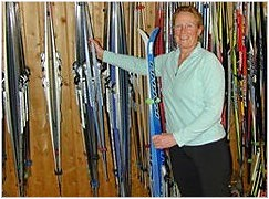 Cross Country Ski Headquarters Opens Saturday November 7, 2009