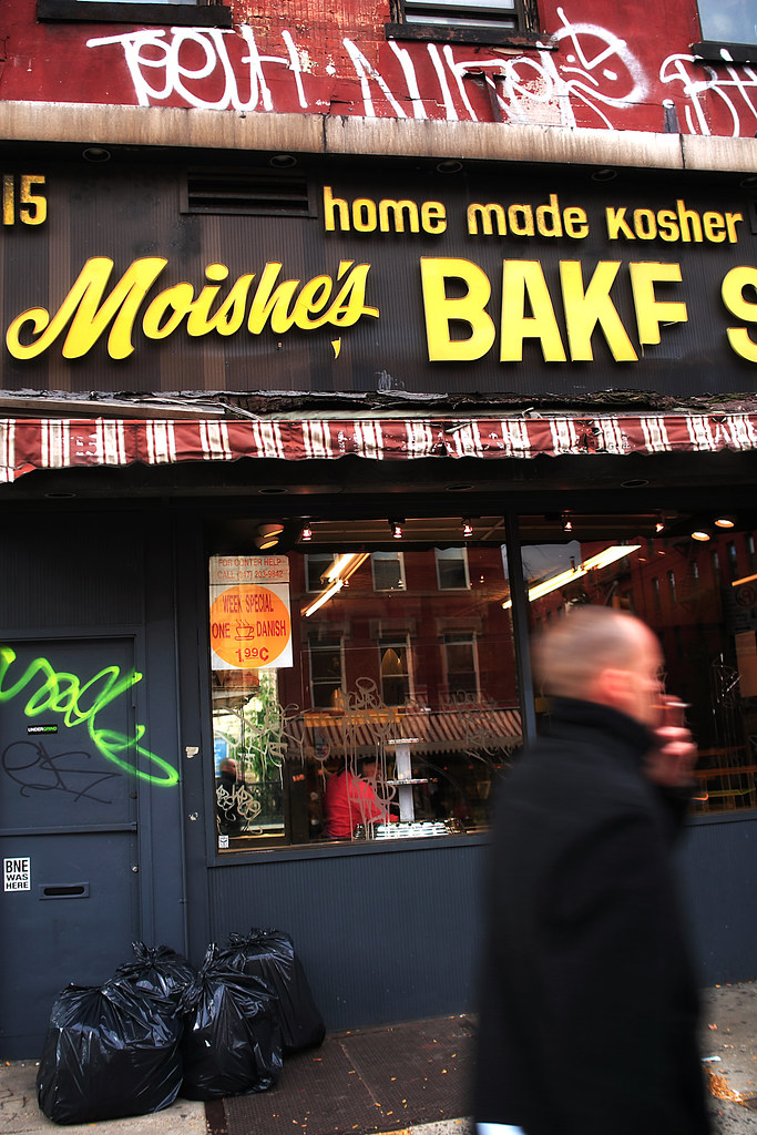Moishe's Bakery
