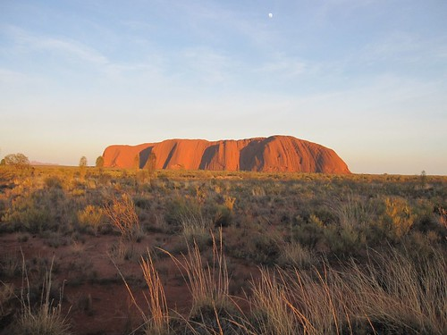 Uluru (Ayers rock)Uluru (Ayers rock)