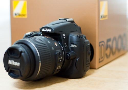 My Nikon D5000 -- DSC_1450