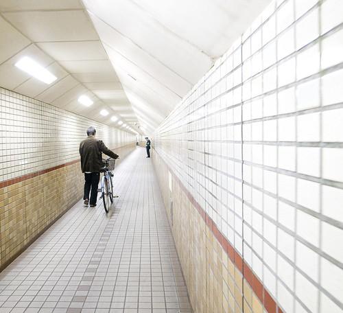 源兵衛渡の隧道 A tunnel