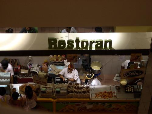 DSCN2485 Restoran di Queensbay Mall ,Pulau Pinang