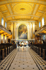 Avison Ensemble 'Music of the Spheres' concert, Greenwich Royal Naval Chapel, November 2009 (Avison Ensemble) Tags: musician music london college concert greenwich christopher royal chapel charles concerto violin trinity cello classical wren christopherwren scarlatti herschel naval viola ensemble oboe handel harpsichord concerti vivaldi periodinstruments avison charlesavison avisonensemble royalnavalchapel