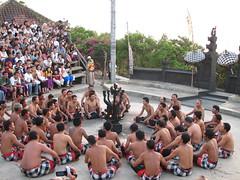 Kecak and Fire dance, Uluwatu, Bali (pankaj.batra) Tags: bali indonesia divya uluwatu pankaj kecakandfiredance batra pankajbatra