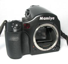 The mamiya 645 afd ii: powerful workhorse / spotlight at keh camera.