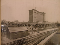 Michigan Central Station construction 1913 (mcsdetroitfriend) Tags: oldmcs