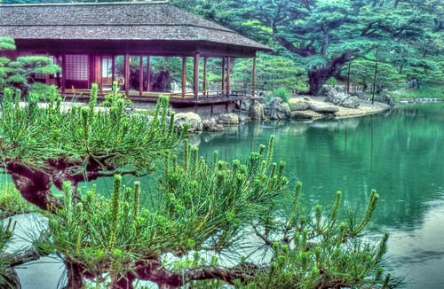 Ritsurin Gardens - Takamatsu