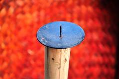 The non-wax candle ;-) (Ashish_Clickbug) Tags: new india color colour nikon market delhi haat d5000