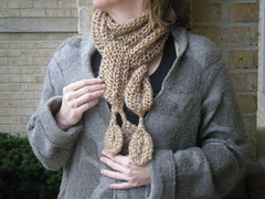 Autumn Scarf Neutrals