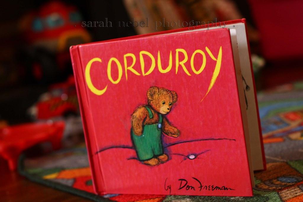 . corduroy .