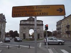 Nancy (FRANCE) - 2009 (COLT / PITR) Tags: street streetart france graffiti team sticker stickers crew nancy stick 24 graff francia colt autocollant pitre stik demark dmk adhsif knx pitr autocollants adhsifs