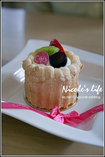 格蕾朵法式蛋糕