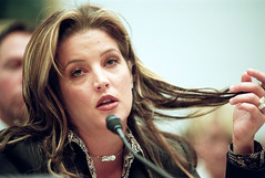 Lisa Marie Presley (KozyKitten68) Tags: celebrity dc washington unitedstates band bored elvis headshot diamond entertainment drugs weddingring medication lisamariepresley adhd engagmentring getures emeralcut