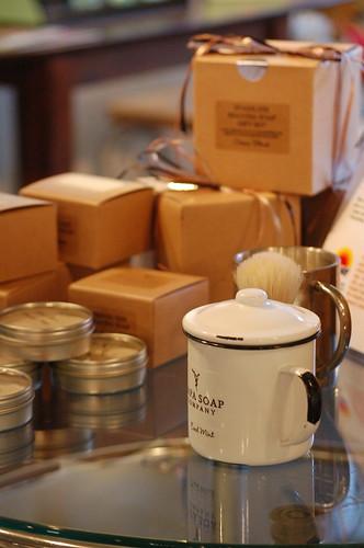 Napa Soap shaving kits by ilovememphis, on Flickr