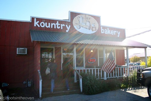 The Kountry Bakery
