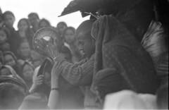 Shaman Gurung Funeral, Mauja Village, Kaski District, Nepal circa 1973-74 (tod.ragsdale) Tags: nepal village mauja gurung kaski