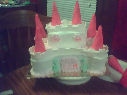 baby janes cake