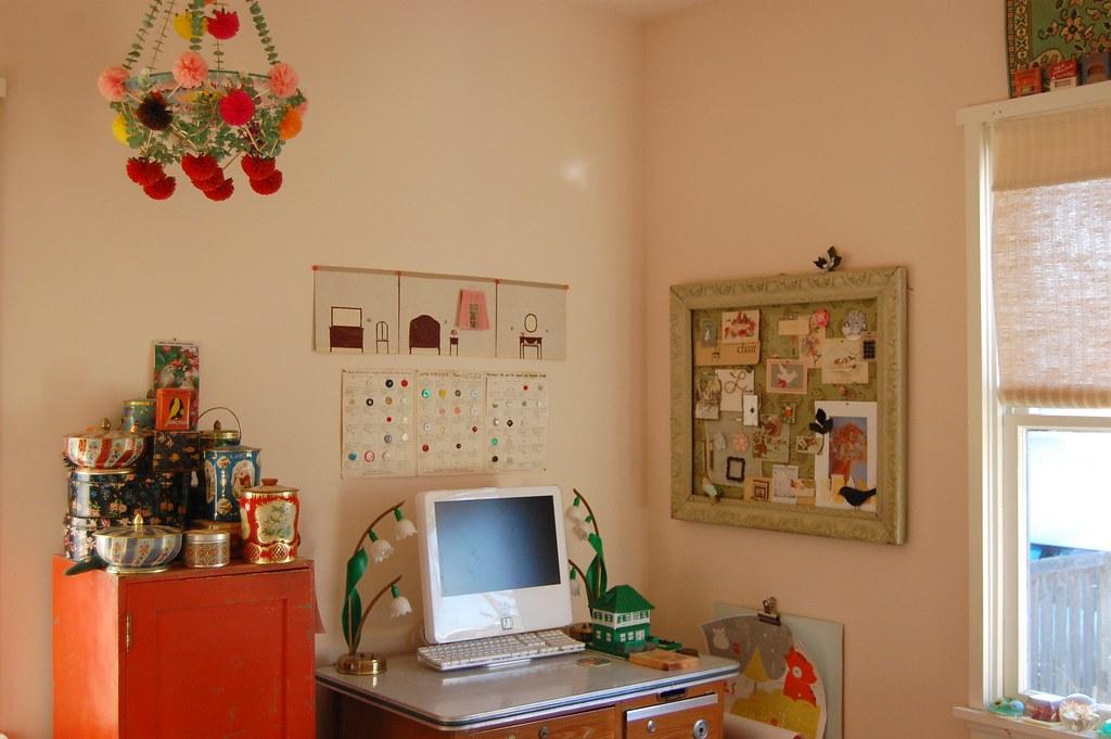 craftroom/ kittenland