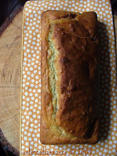 Cake ai datteri e noci con toma Fiandino a caglio vegetale Kinara ™