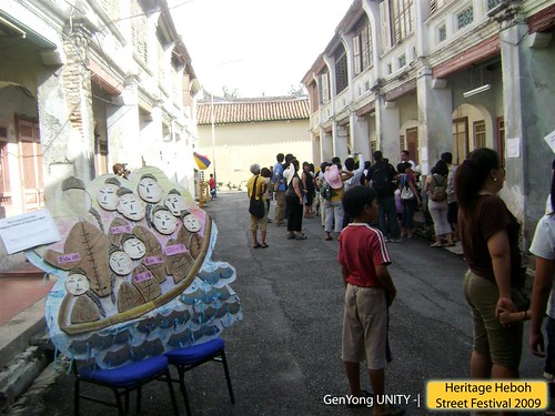 Heritage Heboh Street Festival 2009
