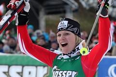 Ani bolestivý pád Záhrobskou nepřibrzdil ve slalomu SP