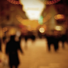 Souls in Land of Bokeh (Faisal!) Tags: christmas city winter hot cold love lights bokeh air soul faisal hbw