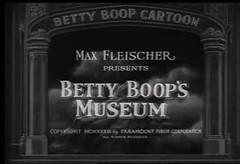 El Museo de Betty Boop (1932)