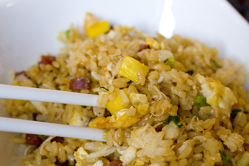 Fancy Crab Fried Rice 7