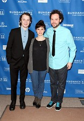 Anton Yelchin and Drake Doremus at event of Like Crazy