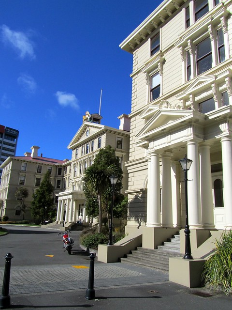 Old Government Buildings, Wellington, New Zealand