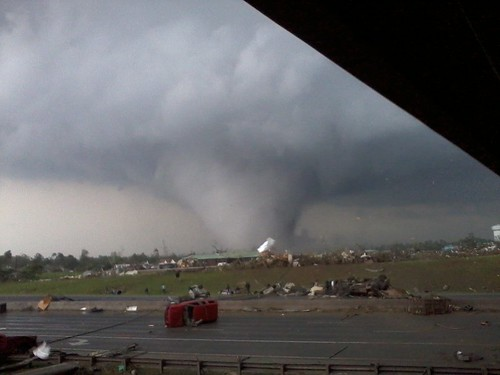 Fwd: Amazing Picture of Tornado