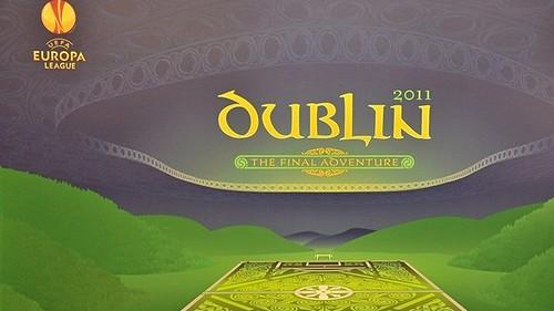 Dublin 2011 - Final da Liga Europa