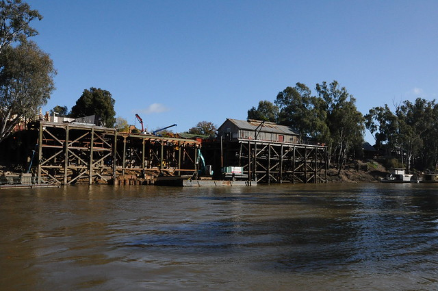 Echuca's Historic Port