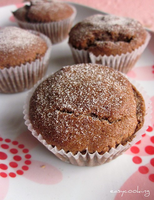 Molten Lava Cupcakes Cake Mix