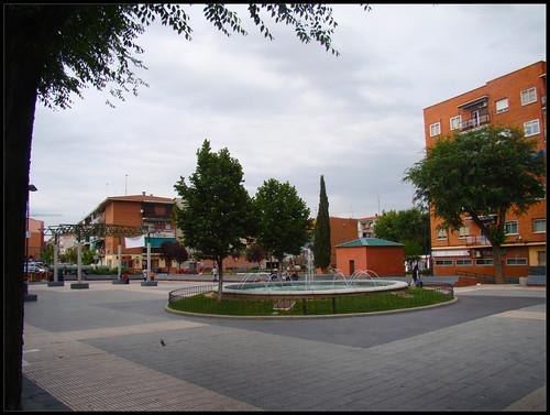PlazaTirso de Molina