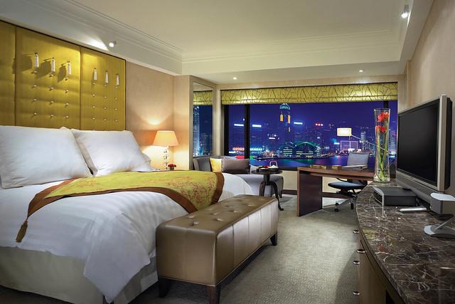 アフタヌーンティーで人気のホテル インターコンチネンタル香港