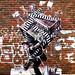 street art London - Brian Adam Douglas ( Elbow Toe) par _Kriebel_