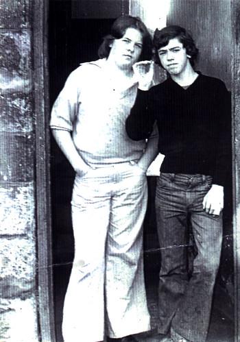 Riccarton Street, Govanhill 1970s