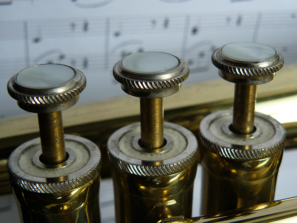 Cornet valves